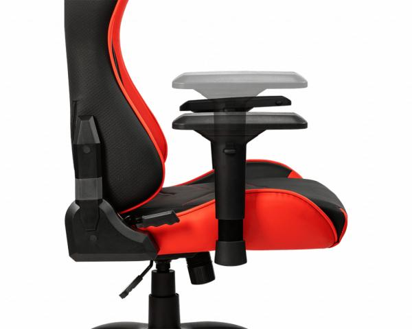 MSI MAG CH120 Gaming Chair Red & Black