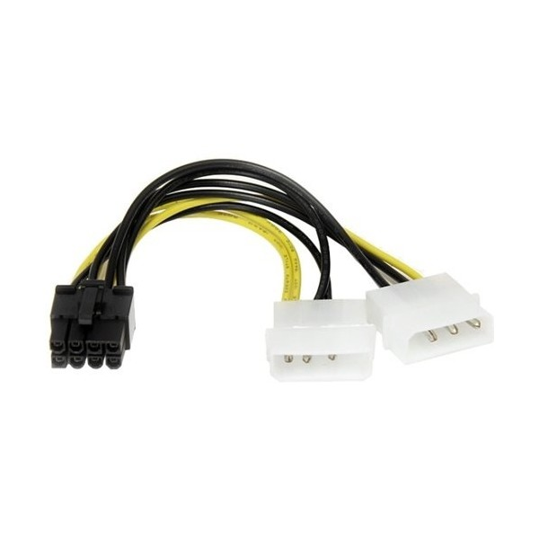 Molex to 8-Pin Adapter Cable