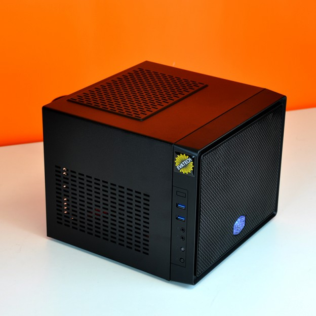 Build Log Mini Itx Gaming Pc Promo In Cooler Master Elite