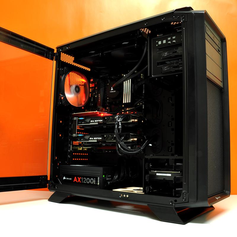 Build Log (AMD Ultimate Custom Gaming PC in Corsair ...  Build Log (AMD ...