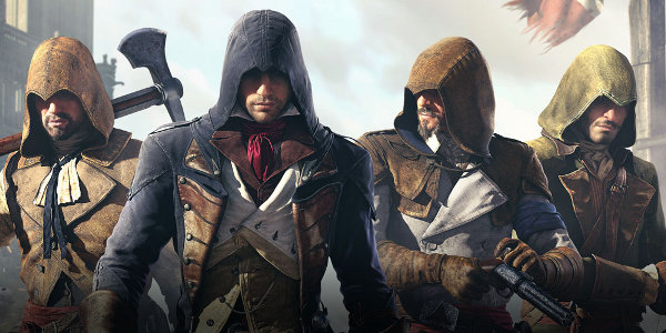 Assassins Creed Unity PC