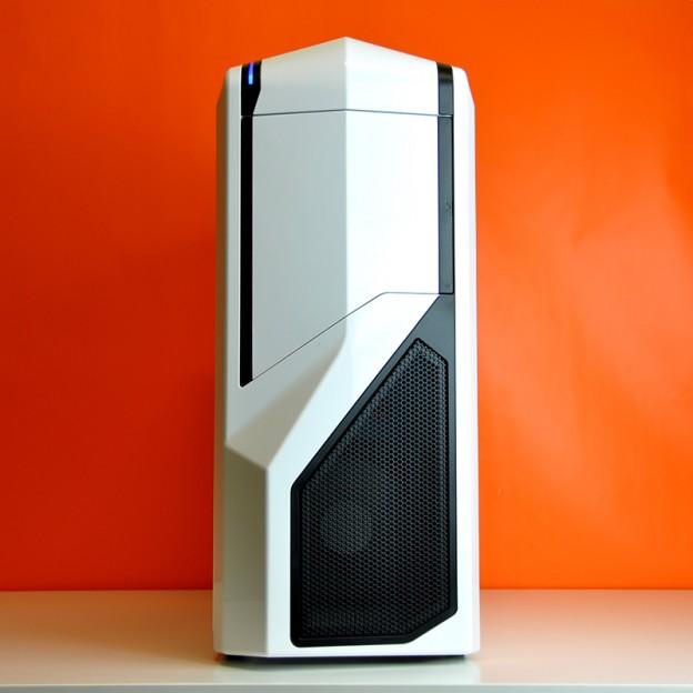 Gaming PC in NZXT Phantom 410 White
