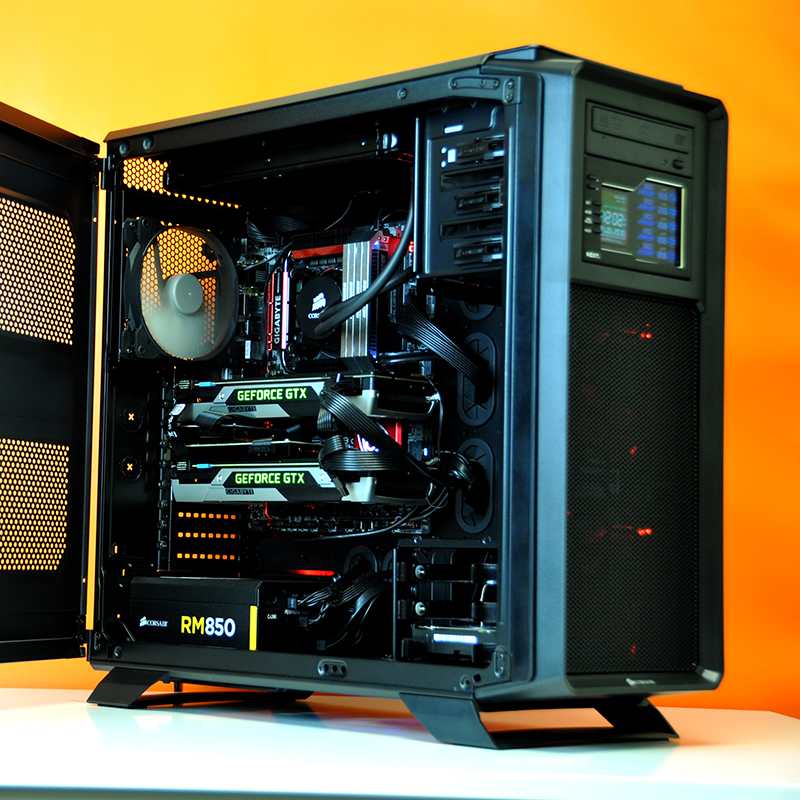 how to build a custom gaming pc