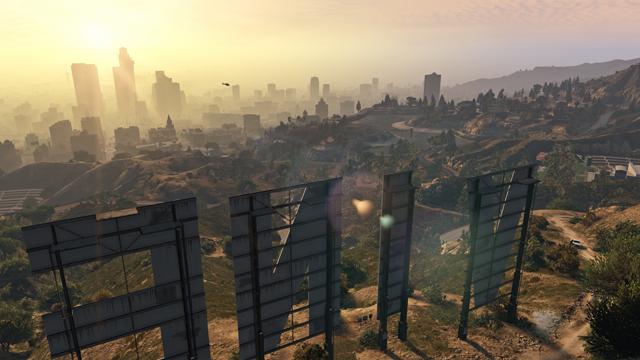 Grand Theft Auto 5 PC Screenshot