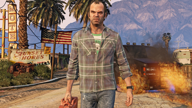Grand Theft Auto 5 PC Screenshot