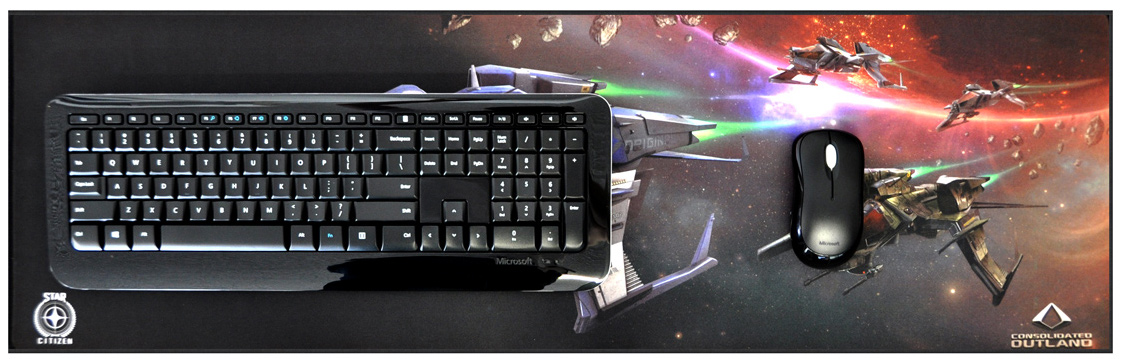 Star Citizen Mouse Mat