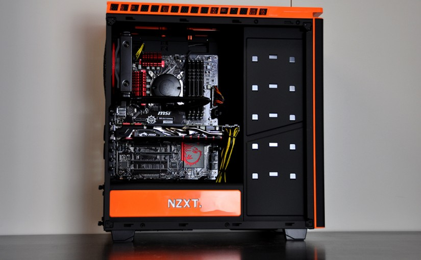 how to build your own gaming pc 2015
