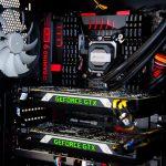 Ragnarok Custom Gaming PC in Corsair Graphite 780T Black