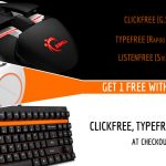 Weekend Special : Free Gaming Mouse, Headset or Keyboard with Custom PC!