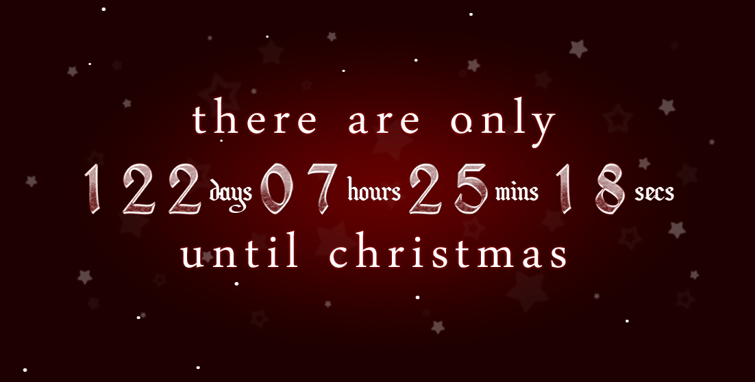 christmas is upon us less than 123 days left evatech news