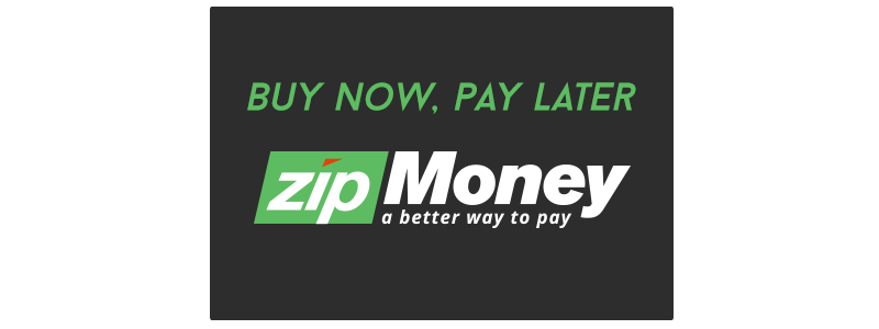 Buy Now, Pay Later – 6 Months Interest Free with ZipMoney!