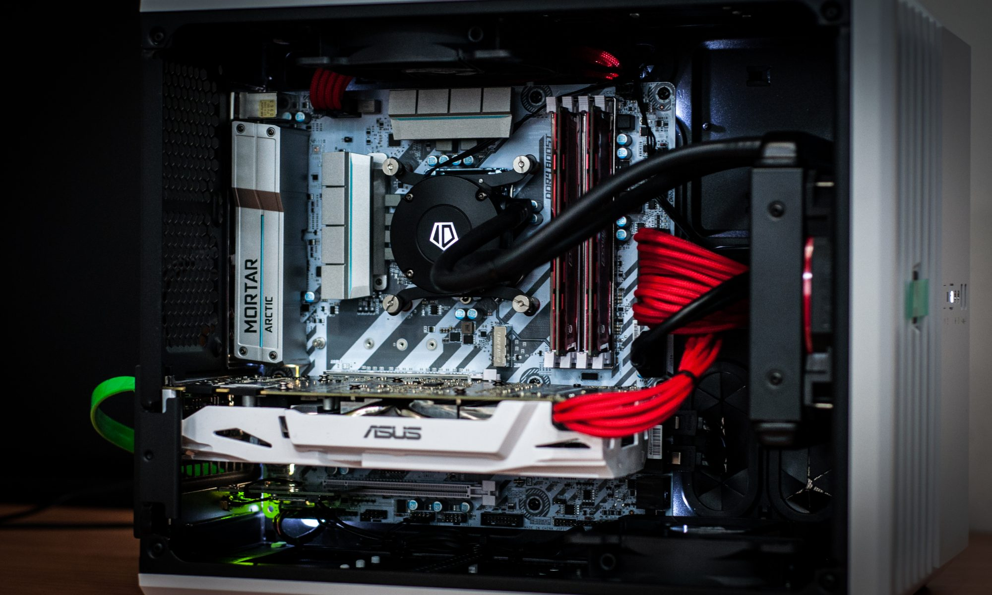 Vida Liquidafeb3e83800314af91517e37002c35d3029306 additionally Ryu Custom Gaming Pc In Corsair Air 240 White as well  as well  further B. on how do i power my led tape
