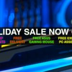 Custom PC Holiday Sale Now On!