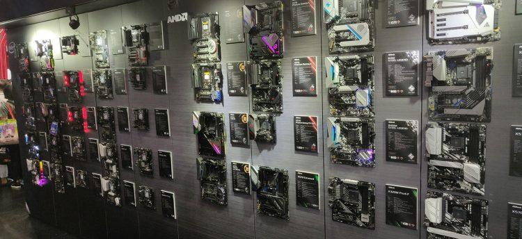Ryzen X570 Motherboards