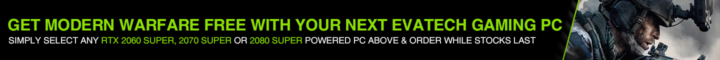 Get Call of Duty Modern Warfare with your next gaming PC